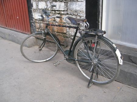 Humber Bicycle 1