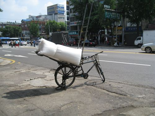 Korean Cargo Bike 3