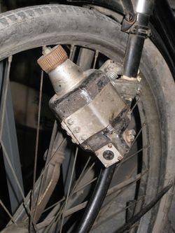 Gazelle Bicycle _5689
