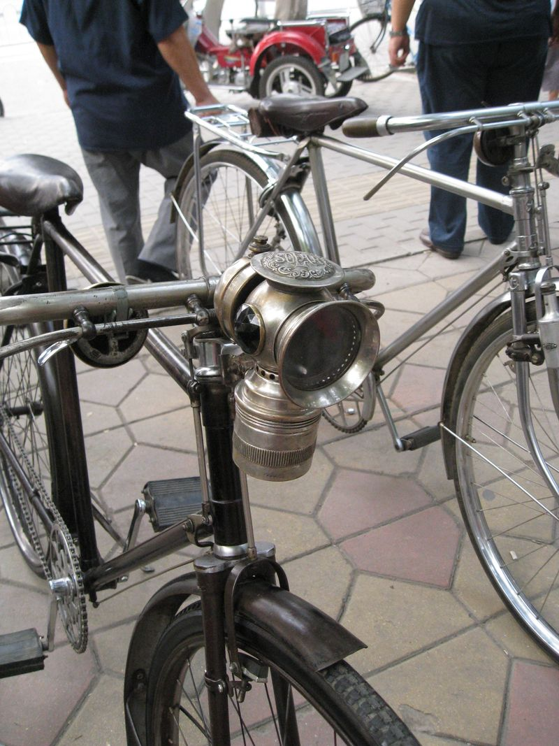 Solar Carbide Lamp